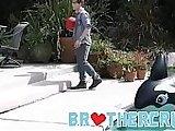 anal, bareback, blonde, family, gay boys, jock, older, outdoor