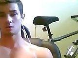 cum, gay boys, jerking dick, muscle, sex, soloboy vids, webcam